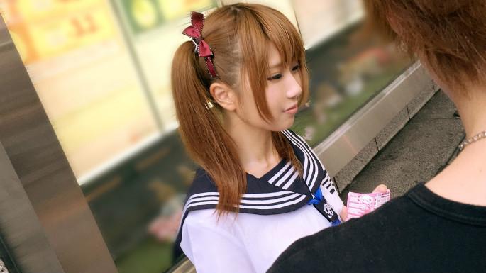 【ナンパTV】コスプレカフェナンパ07北千住チームN【ありさ23歳コスプレカフェ店員】