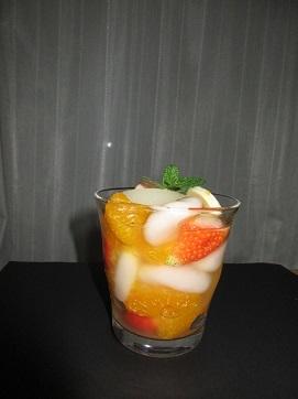 フルーツ白玉 (2)