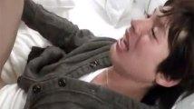【ゲイ動画 xvideos】泣き叫ぶ程気持ちいい!始めてアナルセックスを体験したノンケイケメン!