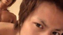 【ゲイ動画 xvideos】2時間以上!ジャニ系イケメンがラブラブのハメ撮りセックス!