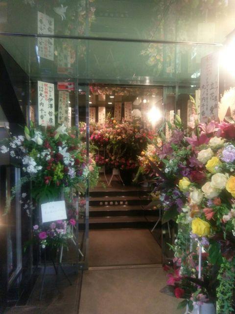 銀座8丁目の高級クラブ「Twelve」の丸ノ内千香ママさん、お誕生日おめでとうございます!