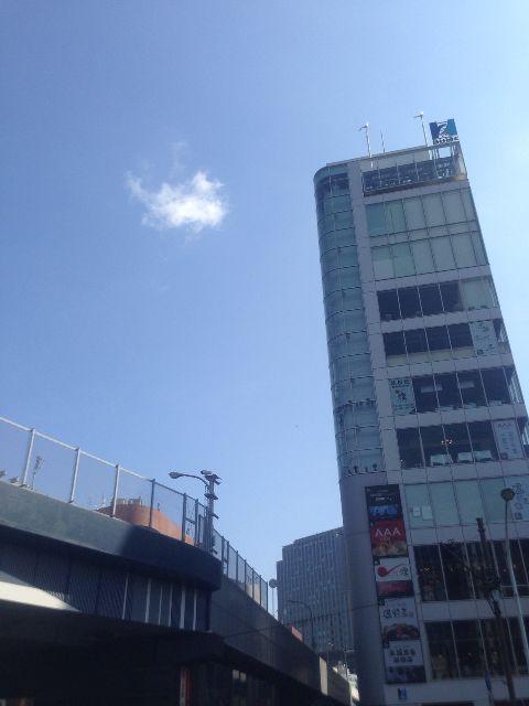 2月17日の銀座・新橋お天気情報