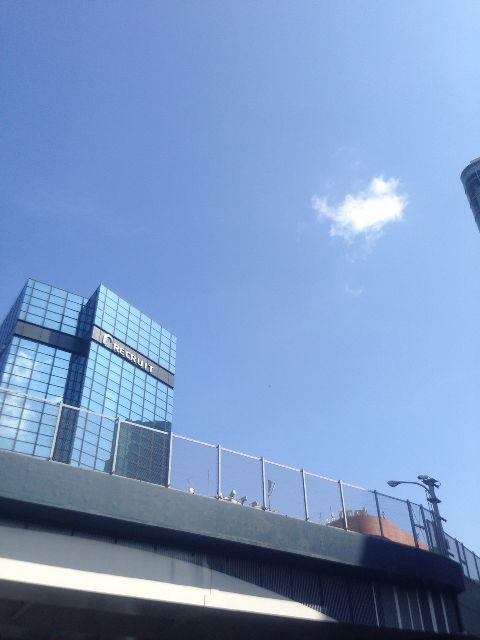 2月22日の銀座・新橋お天気情報