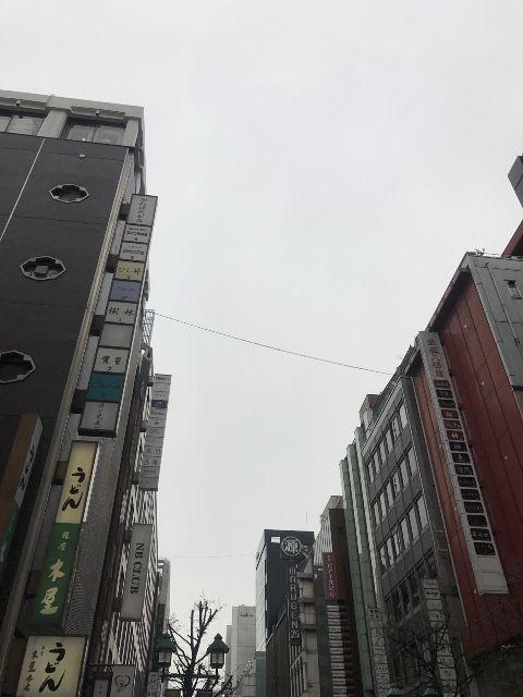 3月31日の銀座・新橋お天気情報