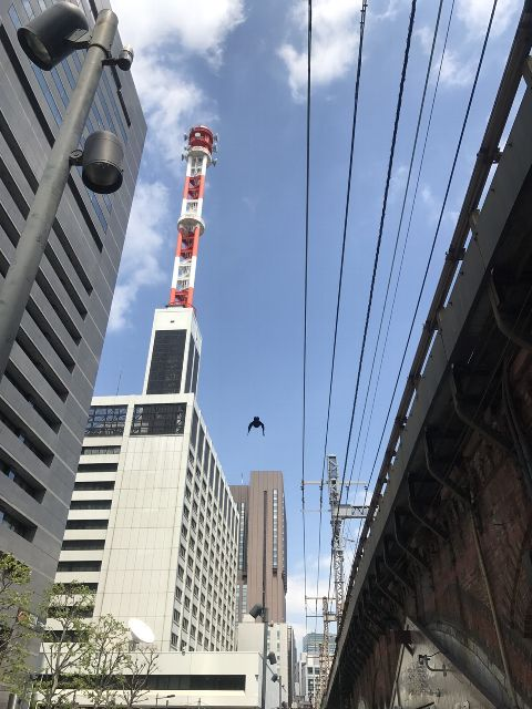4月24日の銀座・新橋お天気情報