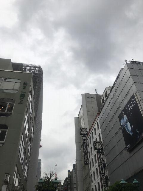 4月26日の銀座・新橋お天気情報