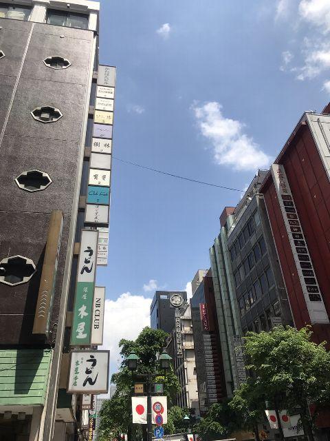 4月28日の銀座・新橋お天気情報