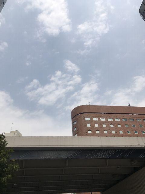 5月1日の銀座・新橋お天気情報