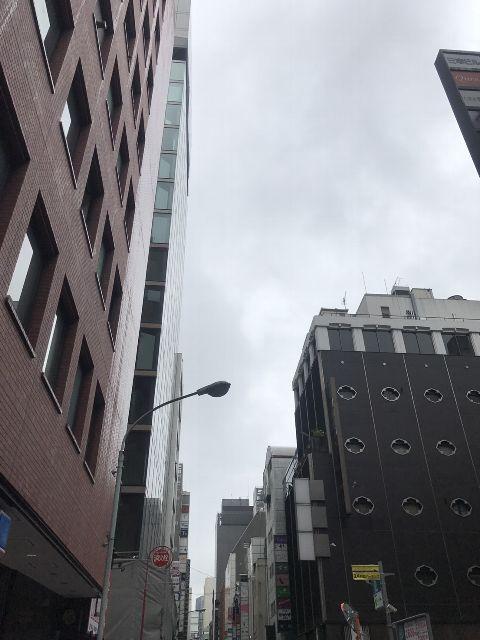 5月26日の銀座・新橋お天気情報