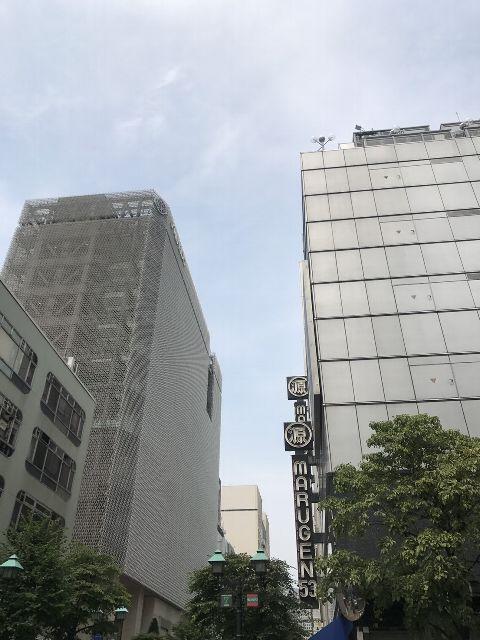6月29日の銀座・新橋お天気情報