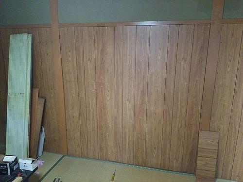 20170421客室壁DIY2