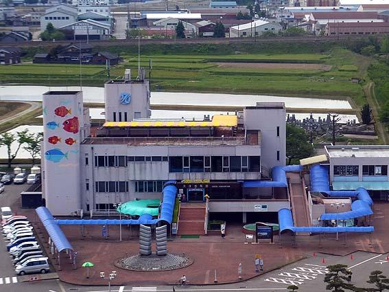 魚津水族館全景
