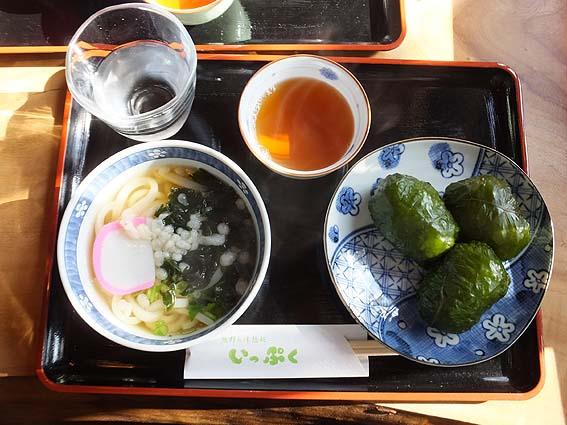 めはり寿司セット