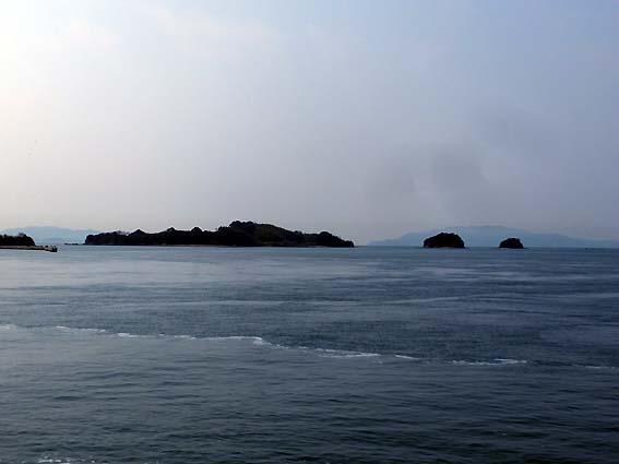 黒島、中ノ小島、端ノ小島