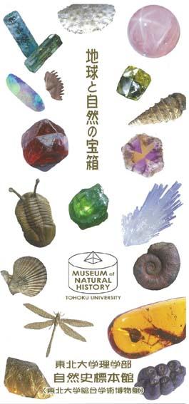 理学部自然史標本館リーフ(2017)