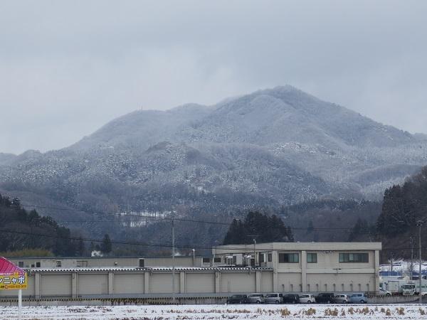 雪の宇津峰