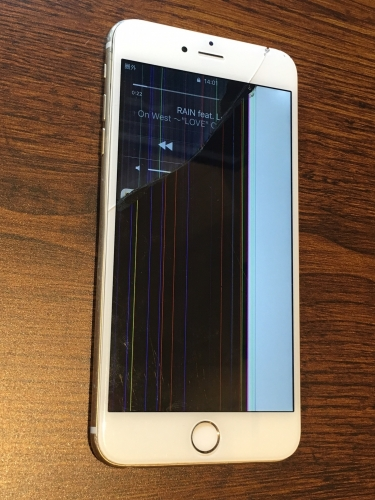 iPhone6_ガラス割れ