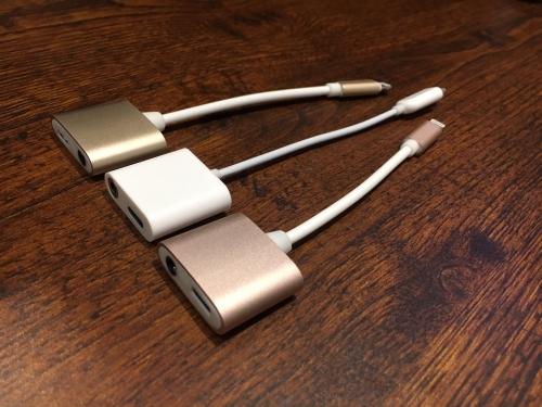 iPhoneドックアダプター1