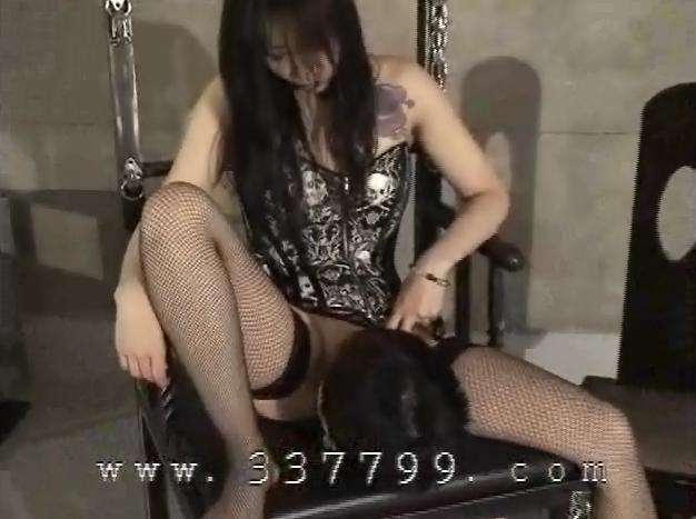 ミストレスランド 紫藤叶 M男 BDSM 蝋 舐め犬