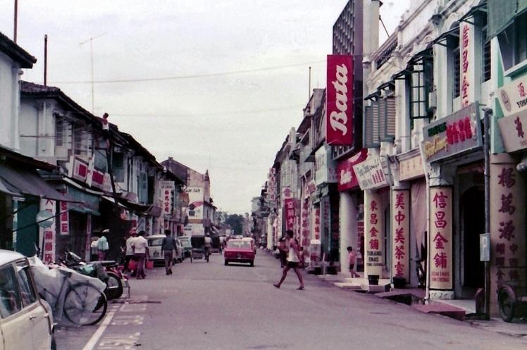 マラッカ市街1974