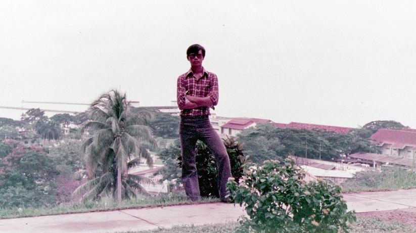 マラッカ海峡と学生1974