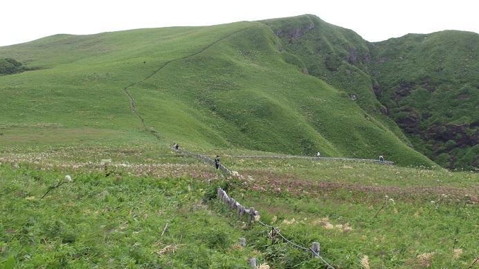 桃岩展望台ハイキングコース