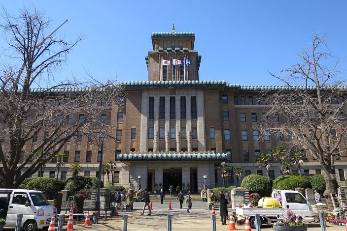 「キング」神奈川県庁