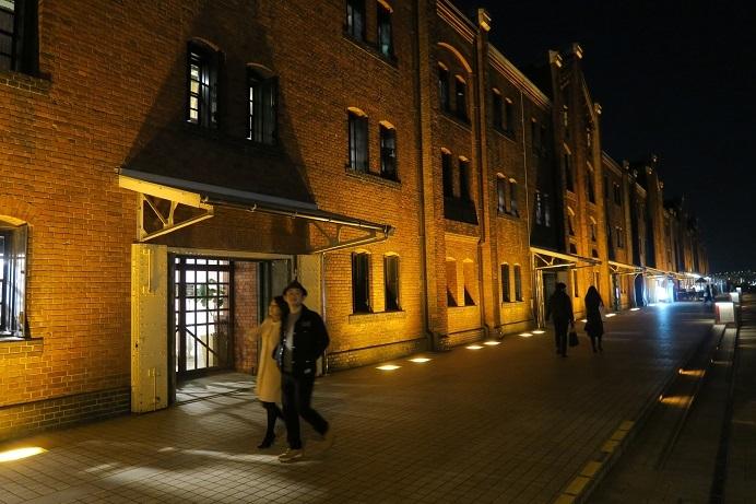 赤レンガ倉庫(前面)