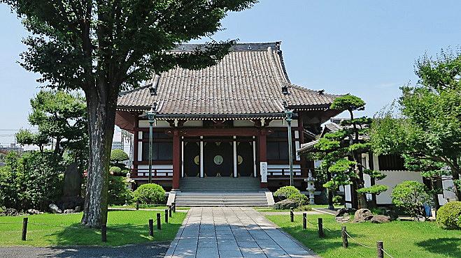 成仏寺近景2