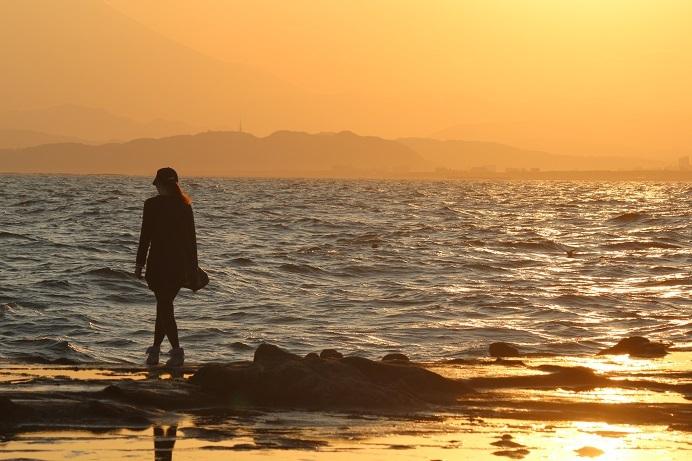 江の島稚児ヶ淵