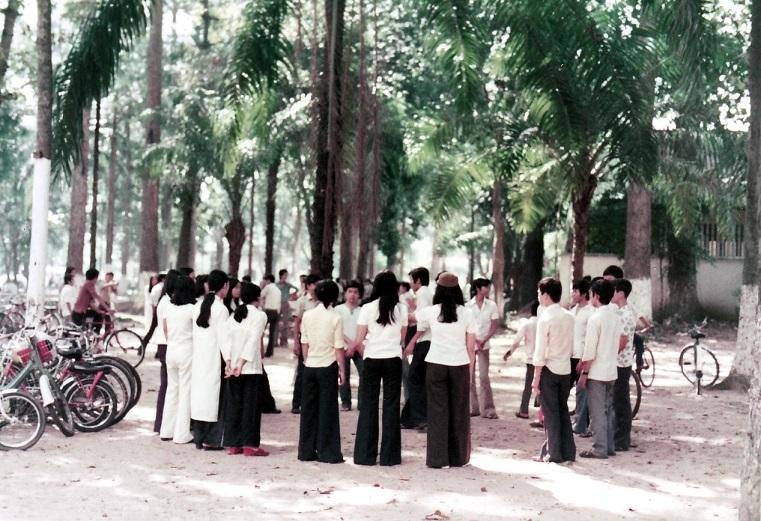 サイゴン市内3 チラン公園