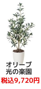 光の楽園【光触媒/人工観葉植物】0.9m オリーブ