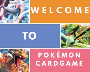 Welcome to PokémonTCG