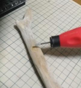 流木マグネット 4