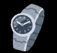 時計の種類?