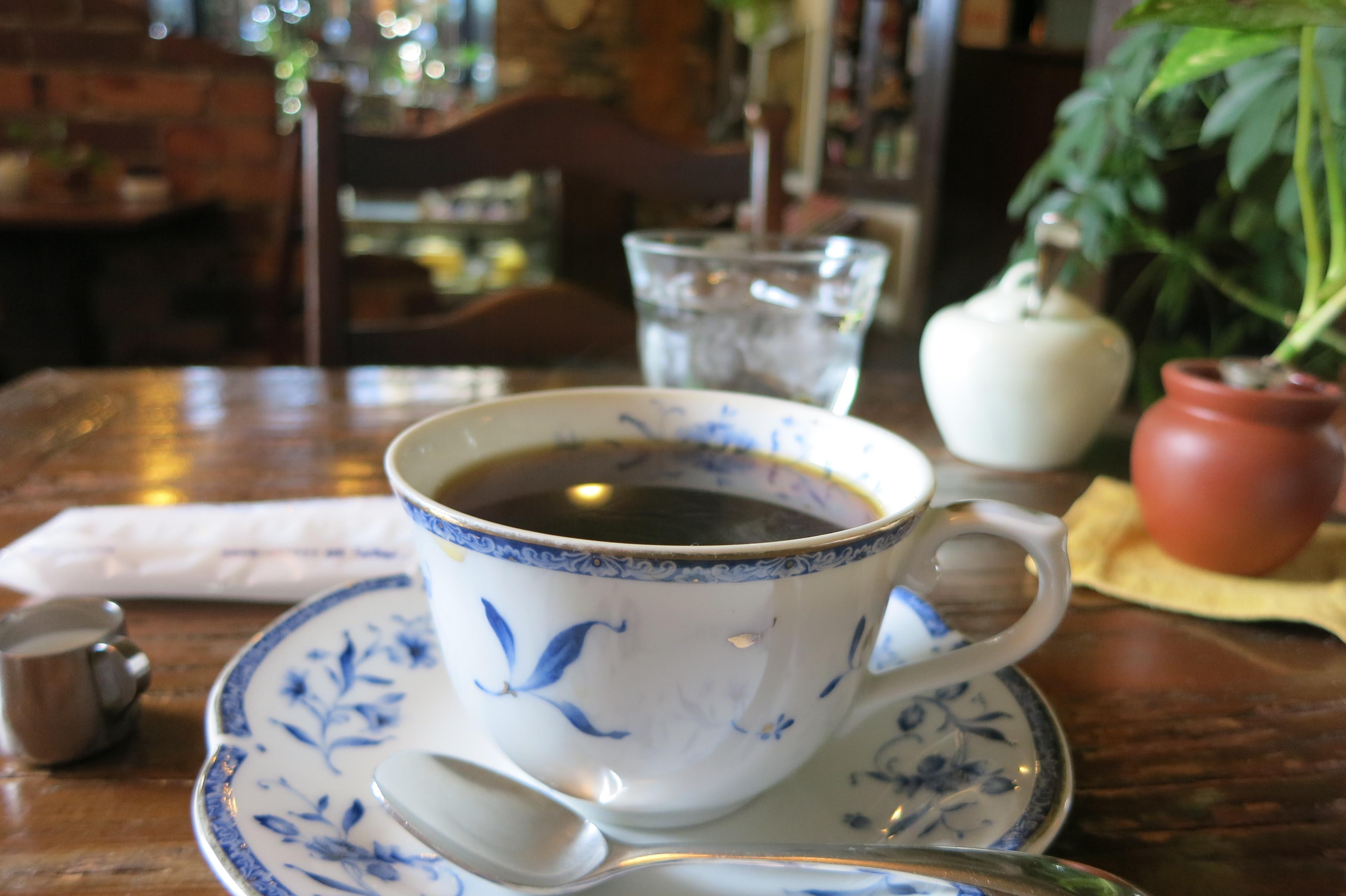 渋い喫茶店 和泉市 Caffee Domenica
