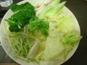 しゃぶ葉野菜