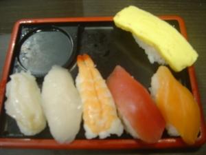 しゃぶ葉寿司