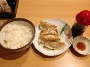 麺THEKURO餃子
