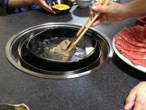カシワギすき焼き20170601
