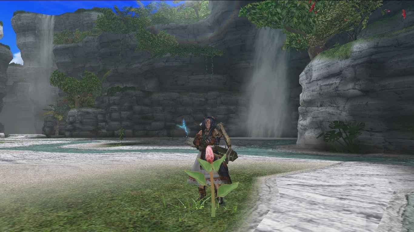 彩りの滝4