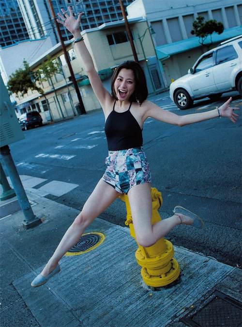 杉本有美水着画像b09