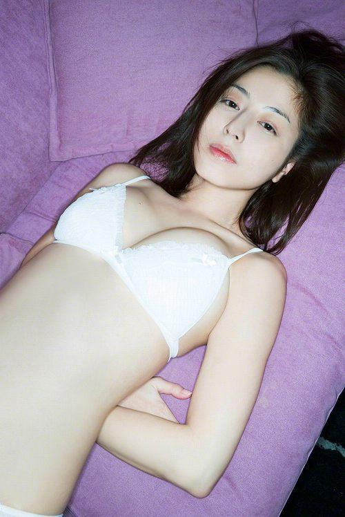 杉本有美おっぱい画像b14