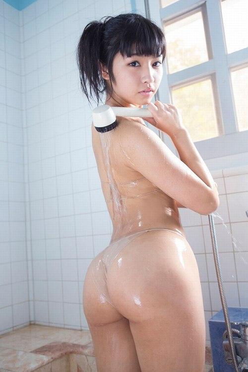 永井里菜水着画像b12