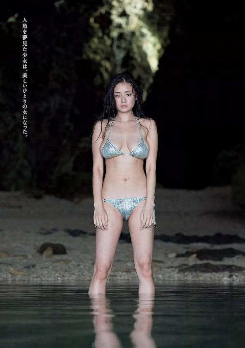片山萌美巨乳おっぱい画像b32