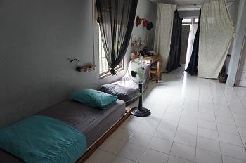ホテル ジョグジャカルタ (1)