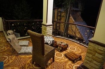 ホテル ボロブドゥール (3)