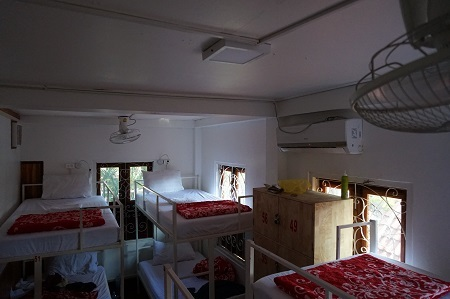 Down Town Backpackers Hostel (1)