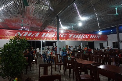 ラオス→ベトナム国境越え (10)