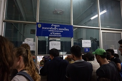ラオス→ベトナム国境越え (13)